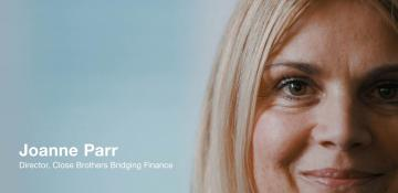 Joanne Parr, Bridging Finance